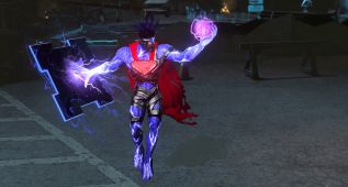 Nightmare Superman hace su terrorífico debut en Infinite Crisis