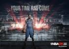 Durant, portada del NBA 2K15