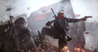 Homefront: The Revolution, Corea del Norte ocupa EE.UU.