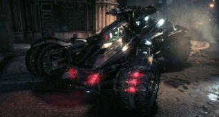 Batman: Arkham Knight. Modo Batalla del Batmóvil (vídeo)