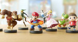 Nintendo presenta las figuras interactivas llamadas amiibo