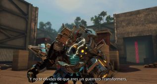 Transformers: The Dark Spark, modo cooperativo (vídeo)