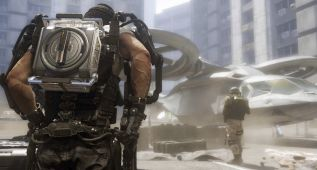 Call of Duty: Advanced Warfare, el uso del exoesqueleto (vídeo)