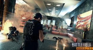 Battlefield Hardline estará disponible el 23 de octubre