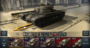 World of Tanks Blitz se publica exclusivamente en iOS
