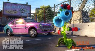 Pack gratuito para Plants vs. Zombies Garden Warfare