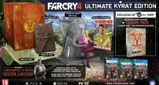 Se inicia la campaña de reservas de Far Cry 4: Ultimate Edition