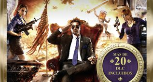 Ya a la venta la Edición Game of the Century de Saints Row IV