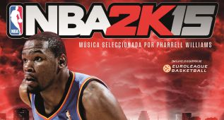Pharrell Williams, encargado de la banda sonora de NBA 2K15