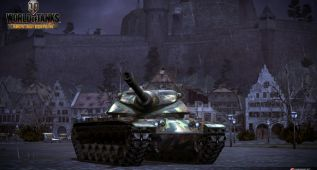 Actualización Rapid Fire para World of Tanks: Xbox 360
