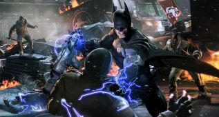 Batman: Arkham Origins para Android ya está disponible