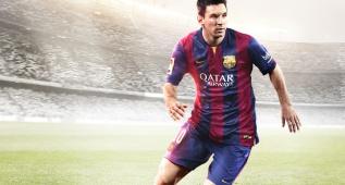 Messi, el mejor en FIFA 15