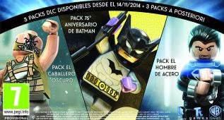 Pase de temporada para LEGO Batman 3: Más Allá de Gotham