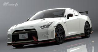 El Nissan GT-R NISMO gratis en la actualización 1.12 de GT 6