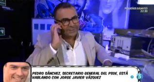 Pedro Sánchez se asoma a la televisión de entretenimiento
