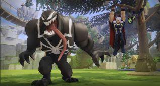 Ya a la venta Disney Infinity 2.0: Marvel Super Heroes