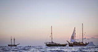 'Cuttybandistas': una vuelta a Ibiza viviendo como corsarios