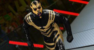 WWE 2K15: modo MiCarrera