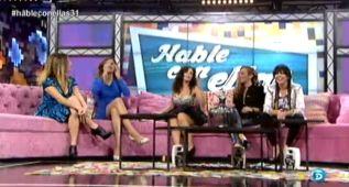 Telecinco echa el cierre repentino a 'Hable Con Ellas'