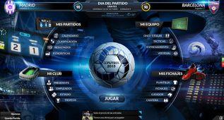 FX Fútbol 2015: primera pantalla