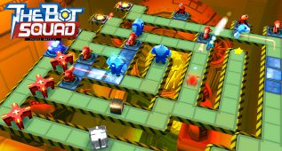 The Bot Squad: Puzzles Battles se lanzará el 16 de octubre