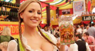Oktoberfest: Las 'rubias' conquistan Europa en otoño