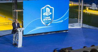 Sony ha presentado la Liga Oficial PlayStation