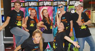 La competición de Just Dance alcanza su fase final