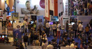 Madrid Games Week supera los 55.000 asistentes