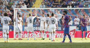 Los jugadores del Madrid mandan en La Liga de los Ases