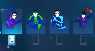Just Dance 2015 permite emplear el móvil como mando