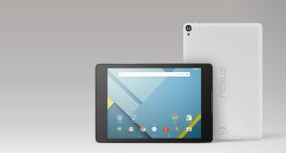 Nexus 9, de HTC, la primera tablet con Android 5.0 Lollipop