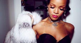 las fotos más sexys de Rihanna, la cantante que imita Cristiano