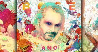 Miguel Bosé lanza su nuevo disco 'Amo' lleno de compromiso