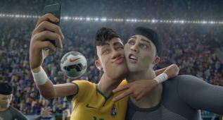 Coleccionar 'selfies', mejor que autógrafos de los futbolistas
