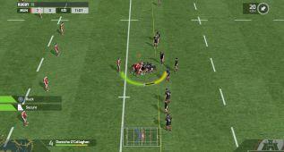 El rugby llega a la nueva generación de consolas