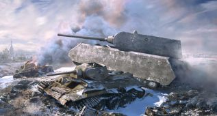El carro MAUS se une a World of Tanks: Xbox 360 Edition