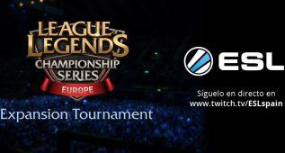 Torneo de Expansión de League of Legends en Europa