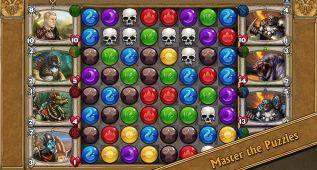 Gems of War, lo nuevo de los creadores de Puzzle Quest