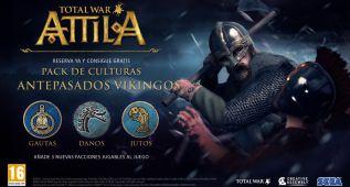 Total War: ATTILA saldrá a la venta el 17 de febrero de 2015