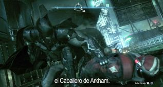 Nuevo gameplay de Batman: Arkham Knight