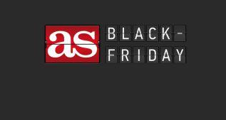 Así es el surtido de Black Friday de nuestras tiendas de AS