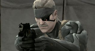 MGS4: Guns of the Patriots regresa en descarga digital
