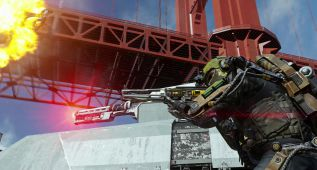 Advanced Warfare: acceso anticipado al armamento (vídeo)