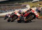 Derrapando en MotoGP 14