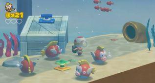 Captain Toad: Treasure Tracker, el primer juego de Wii U en 2015