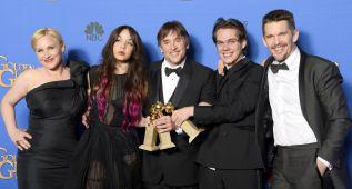 'Boyhood' triunfa en unos Globos de Oro agridulces para Iñárritu