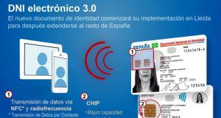 ¿Qué se puede hacer con el DNI electrónico 3.0?