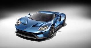 El Ford GT será el coche de portada de Forza Motorsport 6