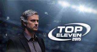 Mourinho es la imagen de Top Eleven 2015
